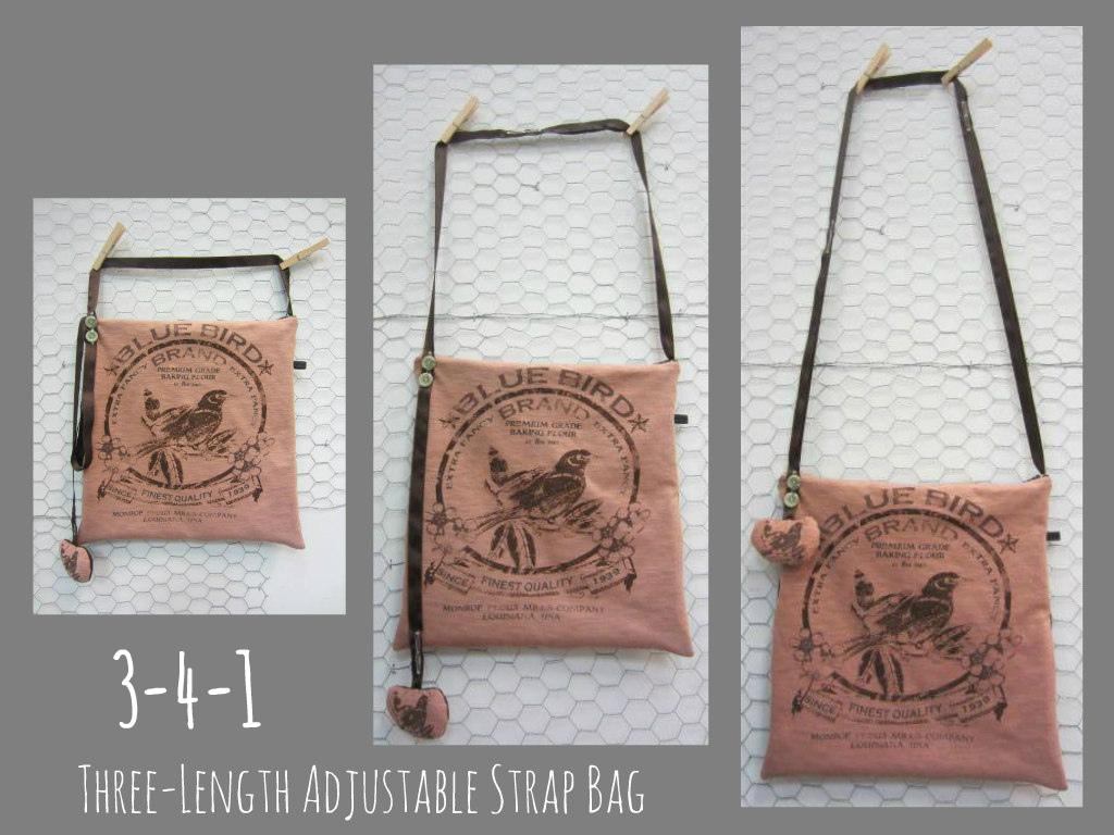 3-4-1 Bag