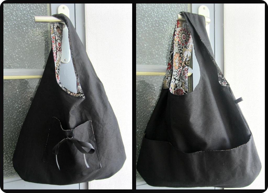 Versatile Bag - Black