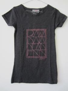 RawDataDeadEnd - Grey, Stretch, 8/36 to 14/42