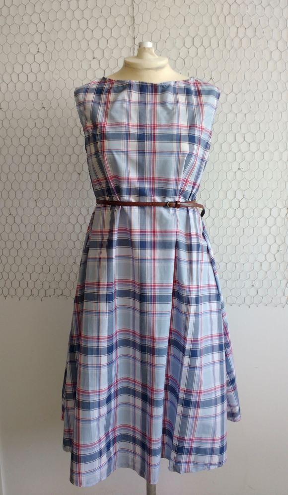 50s-inspired Dress
