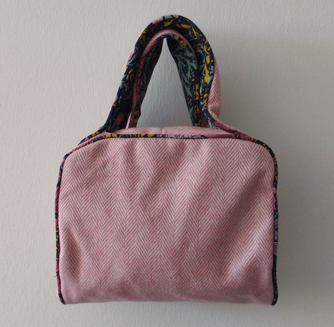 50s Bag — Large Handles, Pink